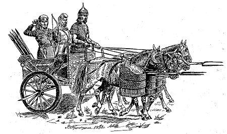 Абрадат серпоносные колесницы киропедия
